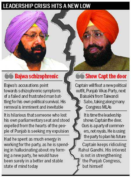 captain bajwa rift